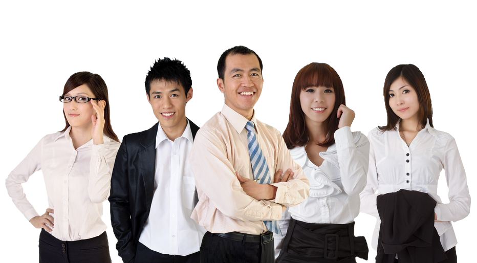 Asian Business People 97